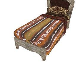 Bedcloth 122 3D model