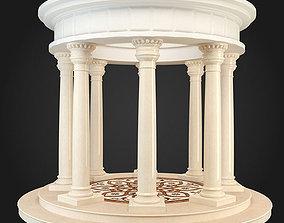 classicism 3D Gazebo