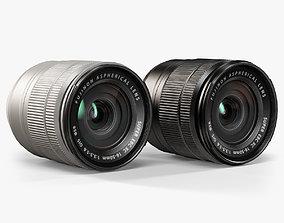 Fujifilm Fujinon XC16-50mm f 3-5 5-6 OIS Lens 3D asset
