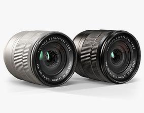 Fujifilm Fujinon XC16-50mm f 3-5 5-6 OIS Lens 3D model
