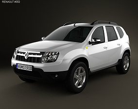 Renault Duster 2011 3D