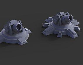 Mortar - Wargaming Model gameaccesories