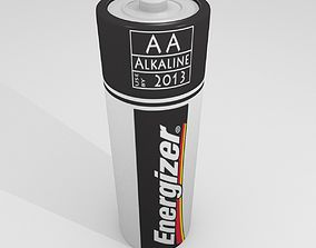 3D asset Energizer Battery