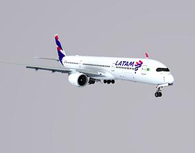 3D model A350-900 Latam