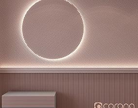 Orac Decor Zigzag 3D model
