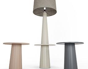 3D Floor Lamps Tablestosca