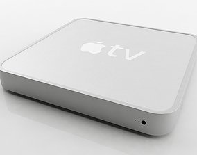 Apple TV 3D model video