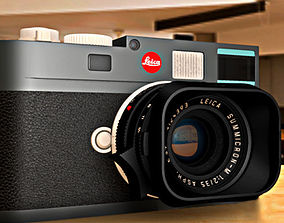 3D model Leica M-E