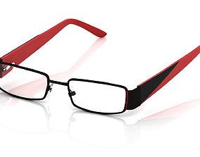 Eyeglasses for Men and Women vision 3D printable model