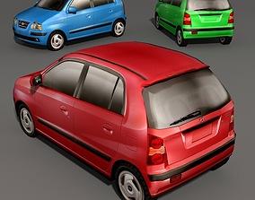 Hyundai Atos 3D model