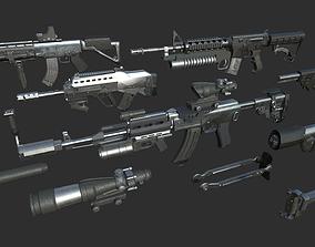 Guns Maker 3D model