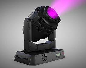 3D model realtime Spotlight