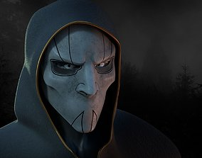 DeathEater Mask 3D printable model