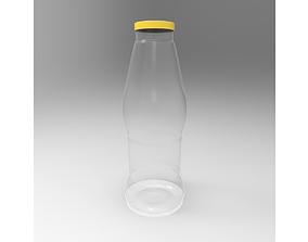 3D STL bottle