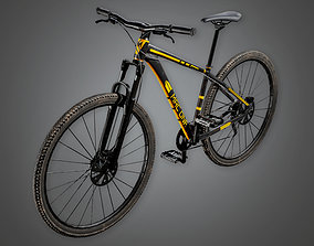 3D model Mountain Bike 01a - Sports And Gym