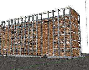 3D Office-Teaching Building-Canteen 27