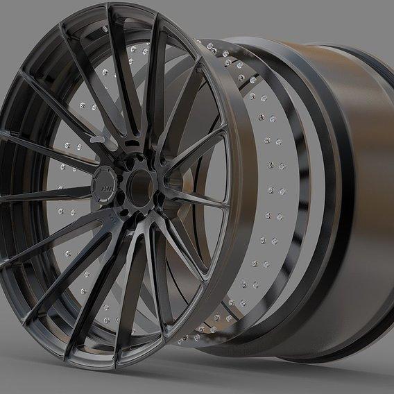 ADV.1 Wheels ADV15 MV2 CS Series 1