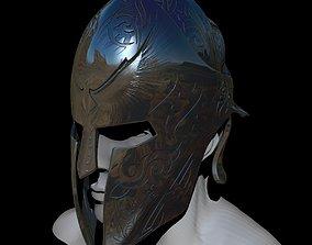 3D model Elite Guardian Helmet Sculpt