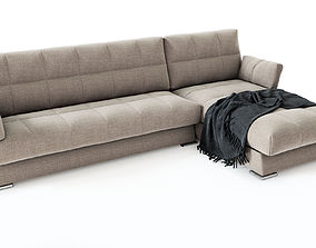 corner sofa Dudinka 3D model