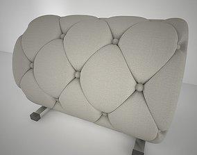 3D model Capitone chair