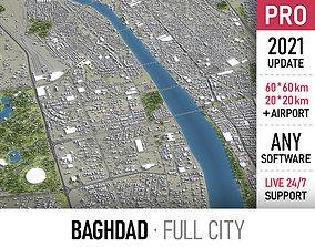 3D model Baghdad