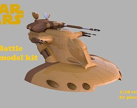 3D print model Star Wars AAT ASSAULT TANK