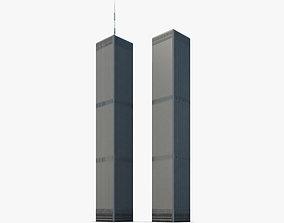 World Trade Center york 3D