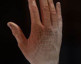 3d Hand Model realtime