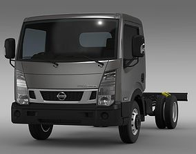 Nissan NT400 Cabstar 2014 Chassi 3D