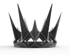 3D printable model Black Crown of Ravenna from Snow 3