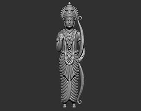 man RAM 3D MODEL Pendant