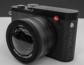 Camera Leica Model 3D