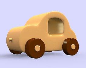 toy car 3D printing model