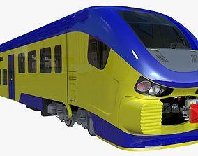 3D model polish Train