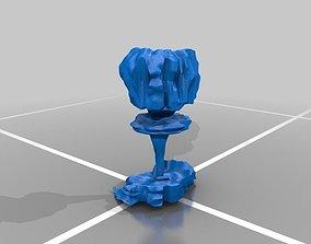 Nuke Blast 3D printable model