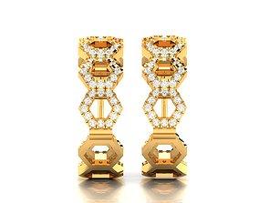 Earrings - 2550 3D print model