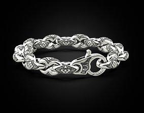 Bracelet for a real biker 8 3D print model