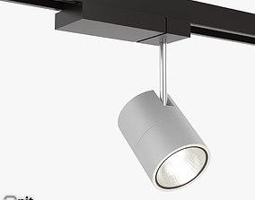 Zumtobel Vivo L spotlight 3D model