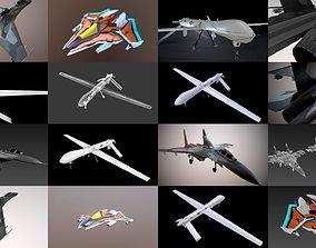 Fly assets 3D model