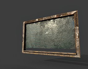 3D model Window-OldReception-V01