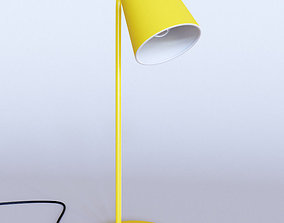 3D model Table lamp Hide