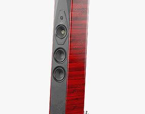 3D model Sonus faber Il Cremonese Red