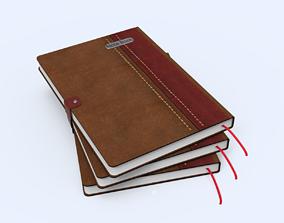 Notebook 3D office