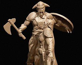 The Viking 3D printable model