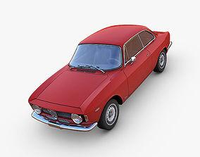 3D model Alfa Romeo GTA