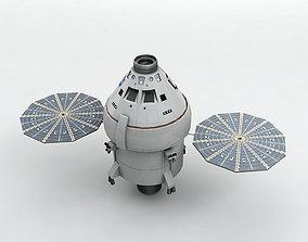 Orion MPCV Multi-Purpose Crew Vehicle 3D model