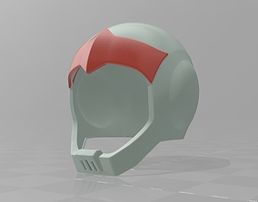 Gundam Zeon MS driver Helmet 3D print model
