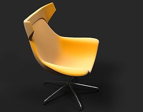 OFFECCT Lounge Chair 3D