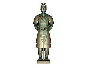 3D asset General Terracotta