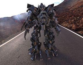 Ironhide 3D asset